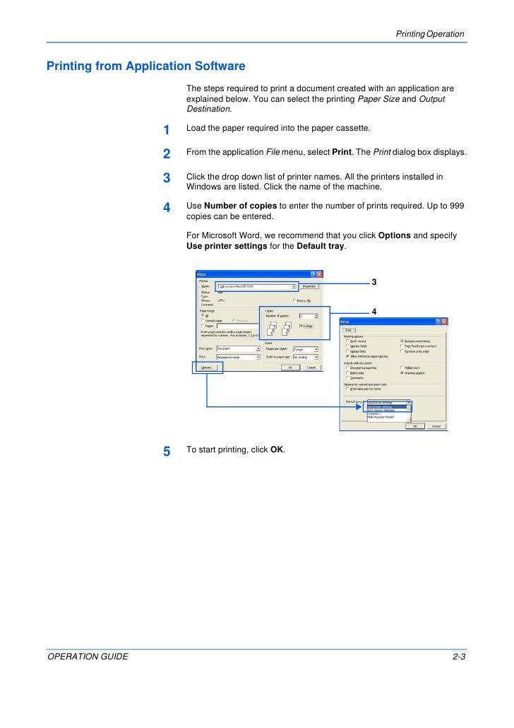 KYOCERA FS-4000DN PRINTER KPDL UNI PRINT DRIVERS FOR MAC DOWNLOAD