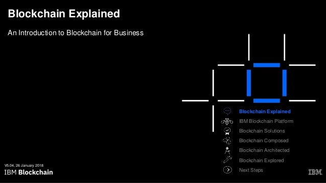 Blockchain Explained An Introduction to Blockchain for Business Blockchain Architected Blockchain Explored Blockchain Solu...