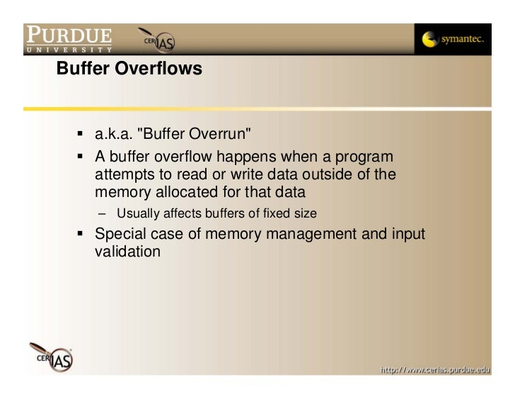 how to avoid buffer overflow in wallpapers