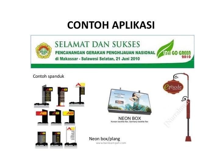 CONTOHAPLIKASI                 CONTOH APLIKASIContohspanduk        p                    Neonbox/plang                 ...