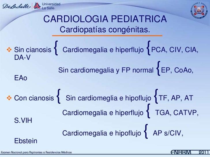 1.  cardiolgía 1 Pediatría Slide 2