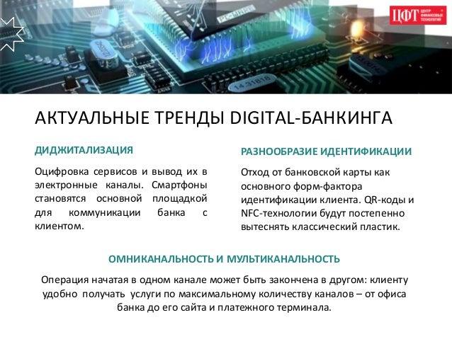Управление цифровым обслуживанием клиентов Slide 2