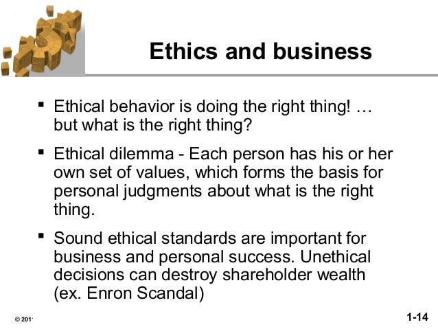 Ethical issues in capital budgeting