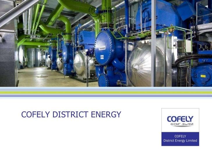 COFELY DISTRICT ENERGY