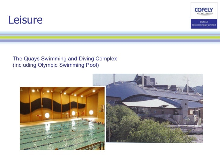 Introduction to cofely and southampton for The quays swimming pool southampton