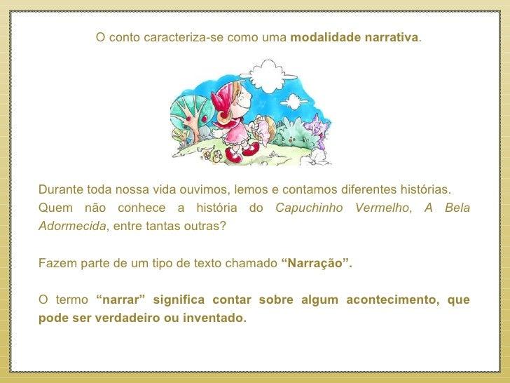 1.conto, características Slide 2
