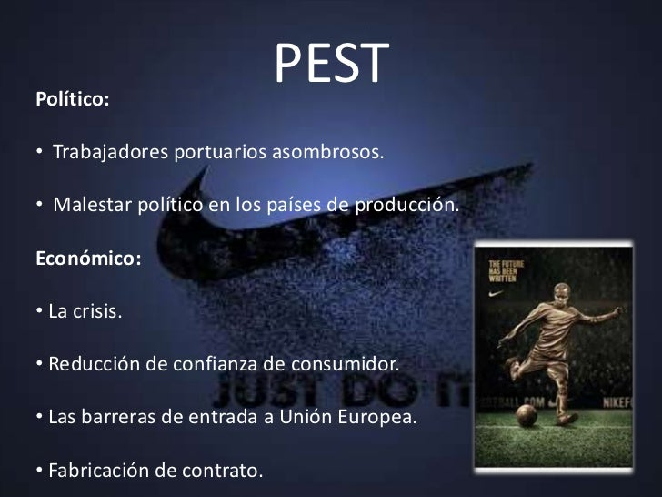 pest analysis for reebok This company profile features 2 companies, including reebok, nike inc.