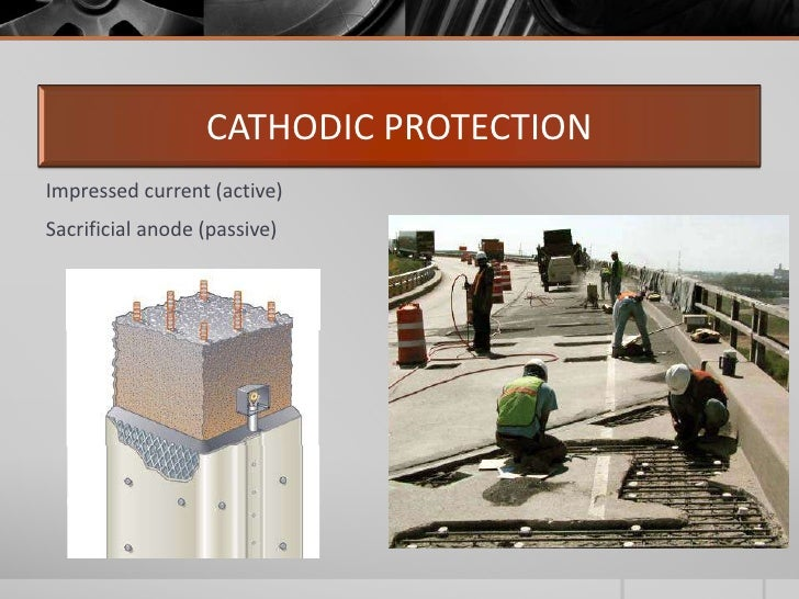 Corrosion And Protection Of Steel Rein