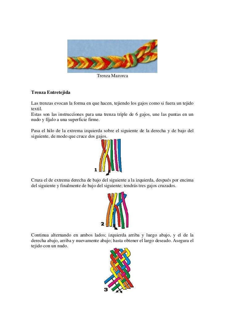 1 curso de bisuteria - instrucciones basicas