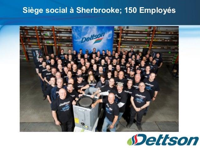 RDV des technologies propres 2013   Dettson Slide 2