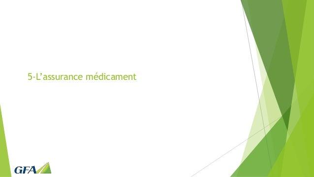 5-L'assurance médicament