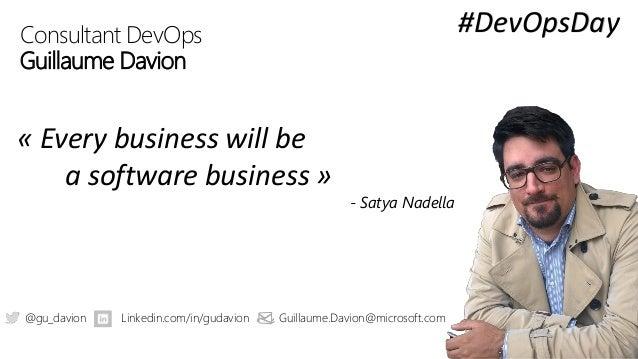 Microsoft DevOps Day 2015 02122015 - Introduction Slide 2