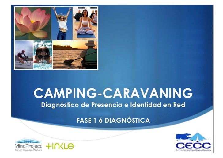 CAMPING-CARAVANINGDiagnóstico de Presencia e Identidad en Red          FASE 1 ó DIAGNÓSTICA