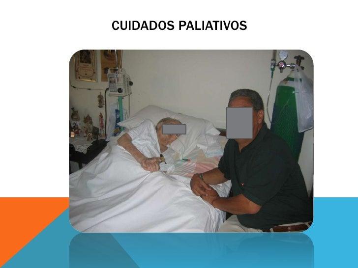 Una muerte digna<br />Encuentra respuesta en el desarrollo y  difusión  de  cuidados  paliativos, tratando de eliminar el...