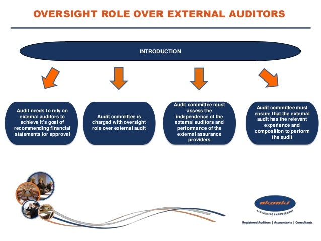 role of auditors Internal vs external auditors, what's the difference - read this article along with other careers information, tips and advice on careersinauditcom.
