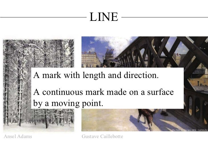 Elements and Principles of Visual Design Slide 3