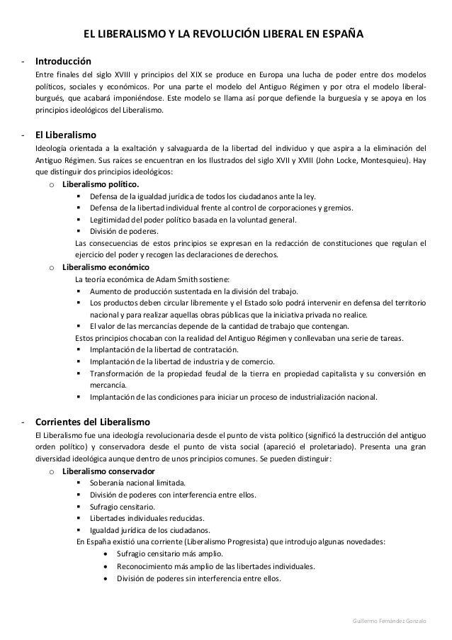 EL LIBERALISMO Y LA REVOLUCIÓN LIBERAL EN ESPAÑA- Introducción  Entre finales del siglo XVIII y principios del XIX se prod...