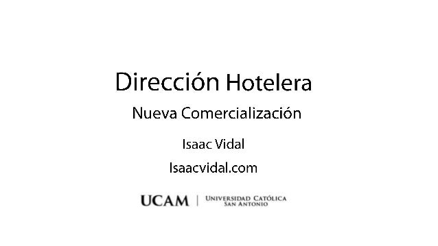 www.isaacvidal.com • El nuevo escenario. Internet, Low Cost, Hábitos. • La visión circular de la organización y del client...