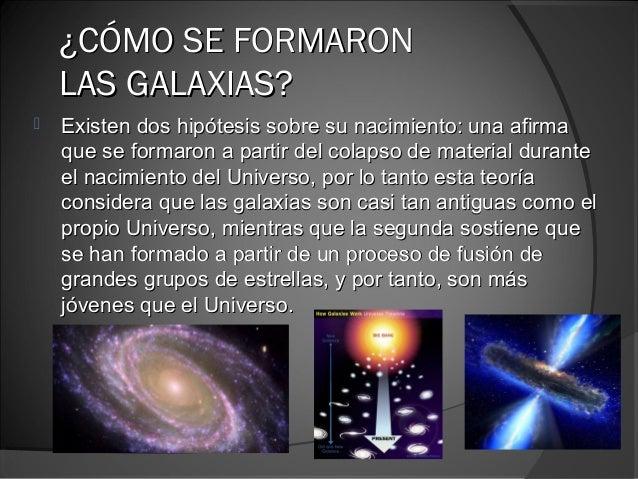 El universo for Como se forma el marmol