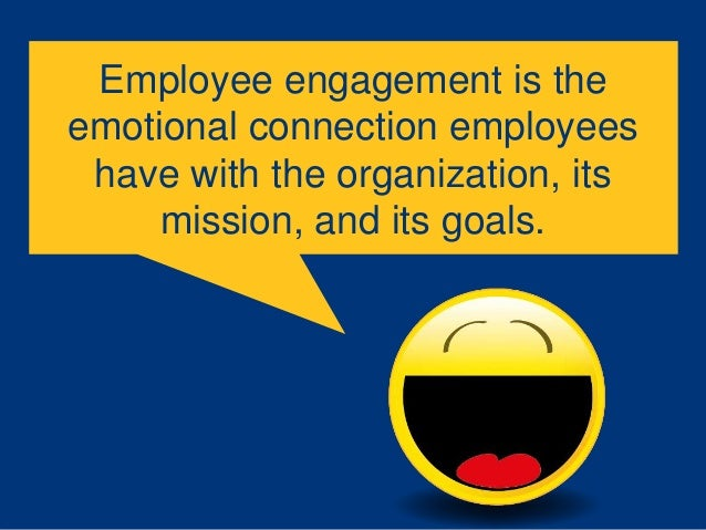 Employee Engagement - Definition and Benefits