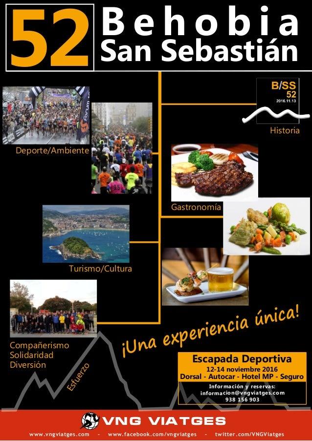 www.vngviatges.com - www.facebook.com/vngviatges - twitter.com/VNGViatges VNG VIATGES Turismo/Cultura Historia EscapadaIDe...