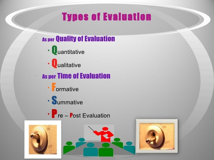 education evaluation Welcome to the evaluation center at the university of kentucky college of education the evaluation center operates as an independent evaluation resource for the.