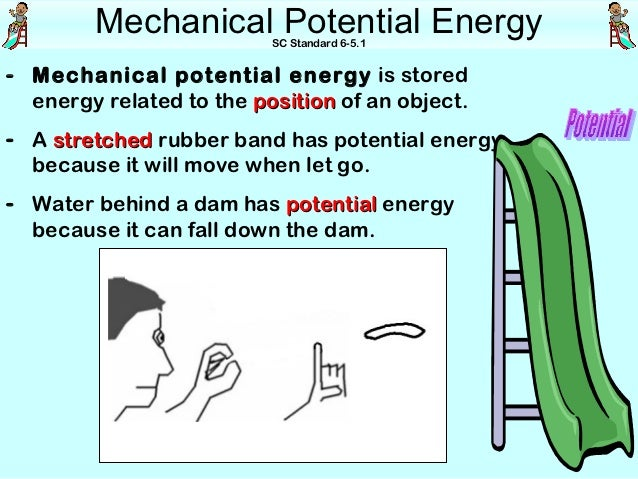 how to find the greatest mechanical energy