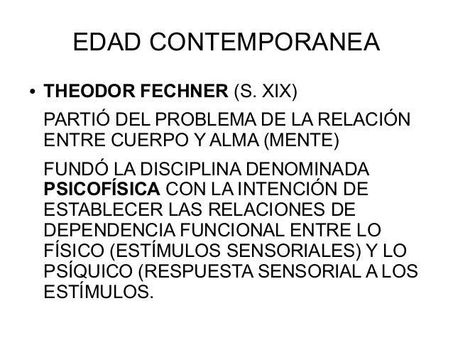 1 fuentes de la psicolog a for Definicion de contemporanea