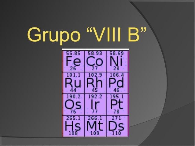 Grupo viii b completo grupo viii b caractersticas urtaz Images