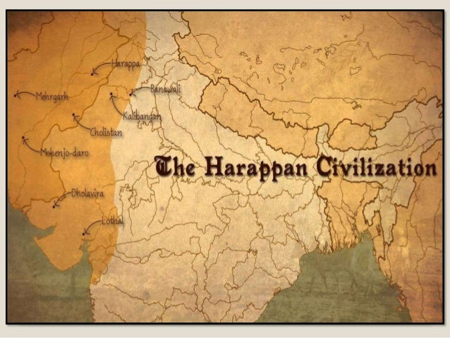 Harappa World Map.Harappan Civilisation