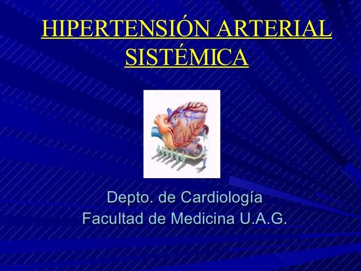 HipertensióN Arterial Primaria