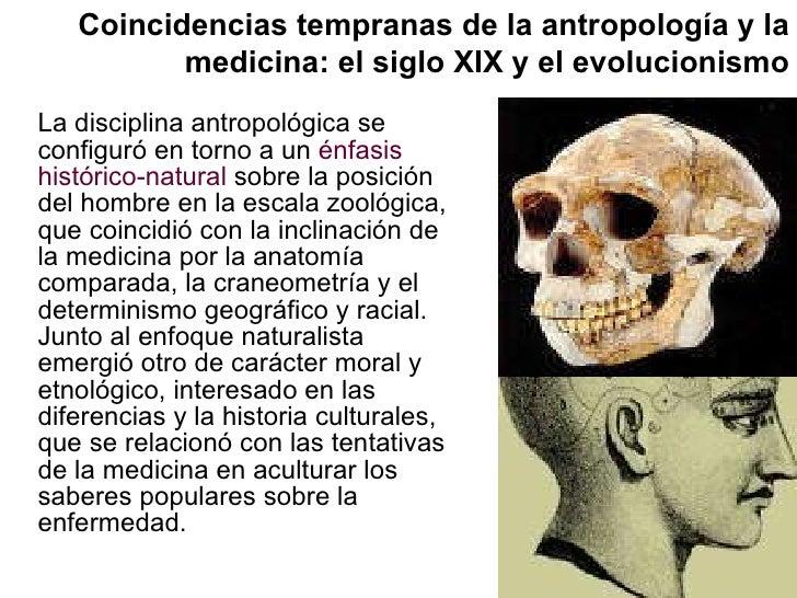 <ul><li>La disciplina antropológica se configuró en torno a un  énfasis histórico-natural  sobre la posición del hombre en...