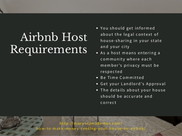 Airbnb Hosting Tips and Tricks - How to Make Money Renting