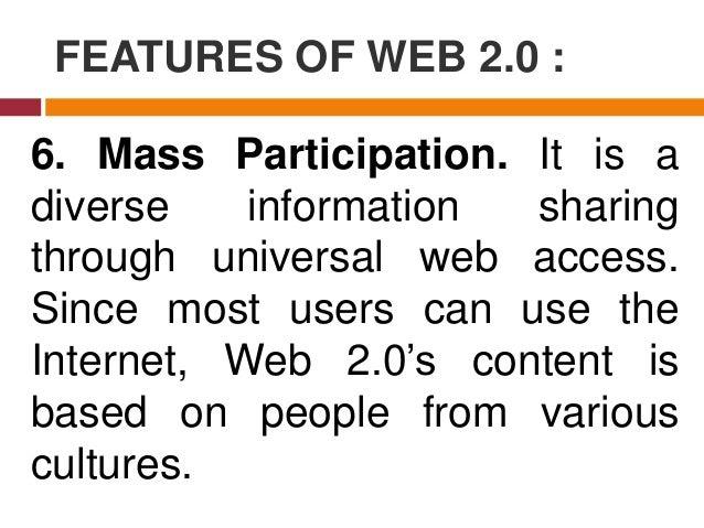 WEB 3.0 : Semantic Web  The Semantic Web is a movement led by the World Wide Web Consortium (W3C).  The W3C standard enc...
