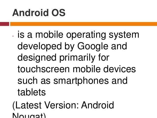 Blackberry OS