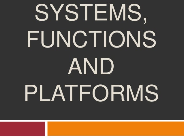 ONLINE SYSTEMS  is a system that is connected to the Internet. An offline system would be a system that is disconnected f...