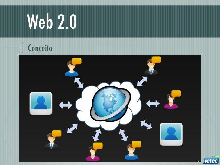 Web 2.0Conceito