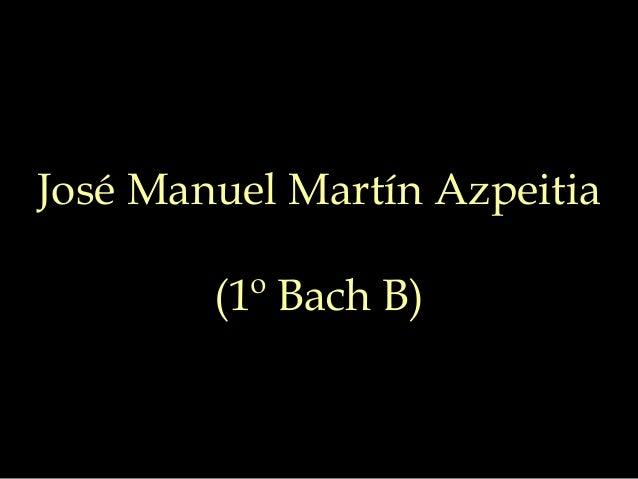 I Maratón Foto Digital IES LA CABRERA 11 de junio de 2015 - José Manuel Martín Azpeitia (1º Bach B) Slide 2
