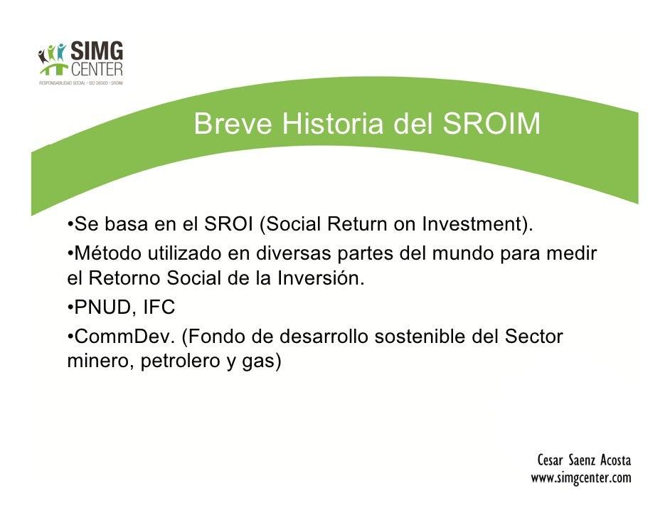 SROIM  - Cesar Saenz Acosta 1 Slide 3