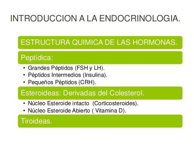 hormona lipidica o esteroide