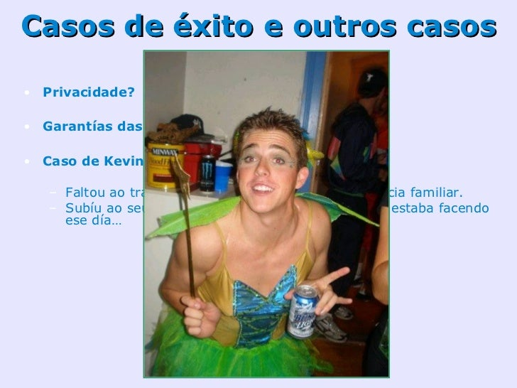 Casos de éxito e outros casos• O facebook do canciño Lipigas   –   208.563 fans   –   Máis de 5.000 amigos   –   14.000 me...