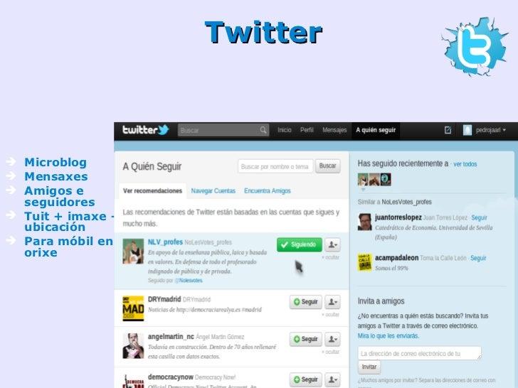 Crear unha comunidade           virtual propia•   Comunidades virtuais para descargar    – Software libre    – Problemas a...