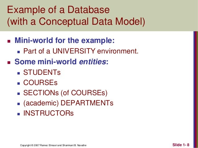 introduction to databases This course is aimed at people looking to move into a database professional role or whose job role is expanding to encompass database elements the course describes fundamental database concepts including database types, database languages, and database designs note: redeem three satvs for a.