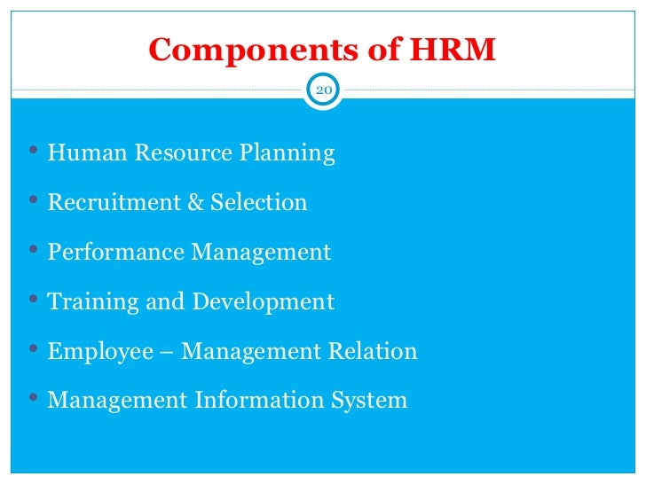 introduction to hrm action based Specific field of work of the united nations common system: human resources management (hrm) it is divided into three sections: ❍ definition of coverage ❍ summary factor rating chart categorization of organizations based on their size by qualitative and quantitative indicators and to update the description of duties.