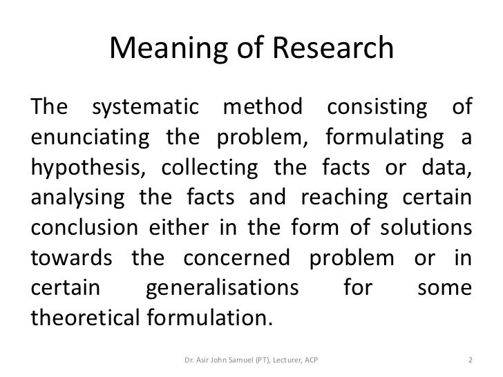 research methodology an introduction Learn introduction to research methodology with free interactive flashcards choose from 500 different sets of introduction to research methodology flashcards on quizlet.