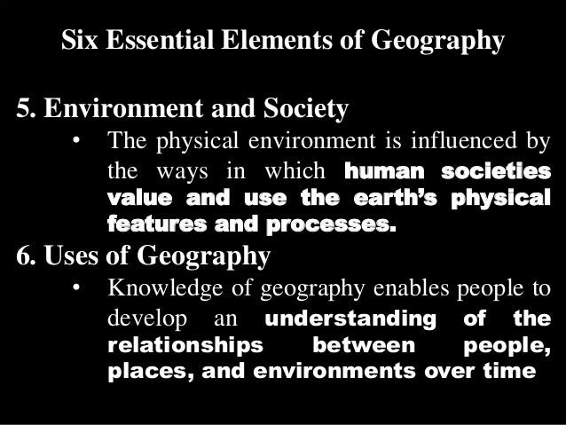 1 introduction to world geography