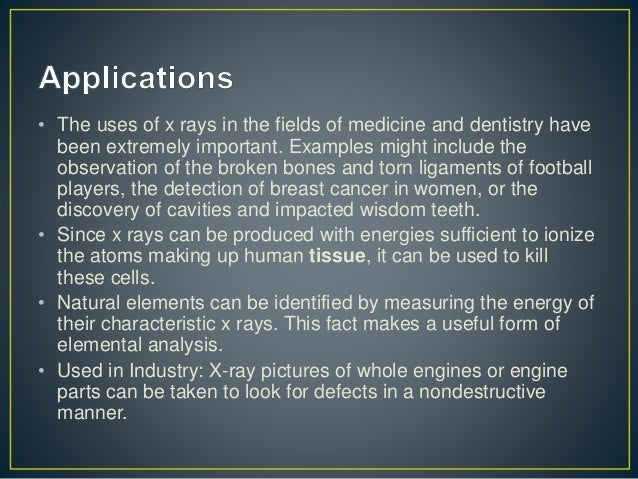 Introduction to X-Ray Machine