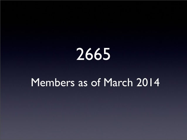 70 % members in SiliconValley
