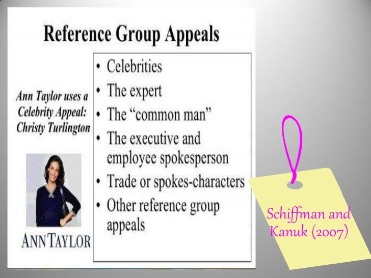 Indirect Reference Groups - Marketing91