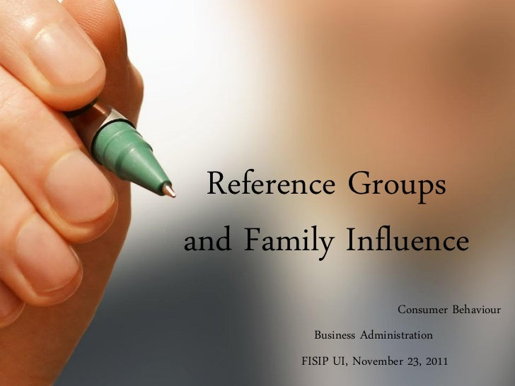 the influence of family on the Get an answer for 'how does family influence values and expectations' and find homework help for other social sciences questions at enotes.